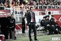 Emery ya es el sexto entrenador sevillista con más partidos