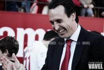 """Unai Emery: """"El equipo ha ido de menos a más"""""""
