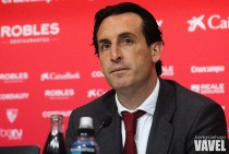 """Emery: """"Si ganamos podemos estar en la pelea"""""""