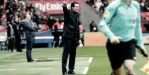 """Emery ressalta importância de vitória do PSG contra times bem fechados: """"Não é fácil"""""""