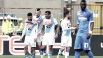 Napoli salvato dal gong: ad Empoli ritorna l'autolesionismo partenopeo