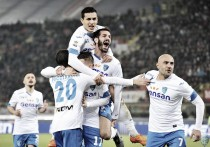 """Un grande Empoli e un Maccarone """"a tutta birra"""": il Bologna si arrende col punteggio di 2-3"""