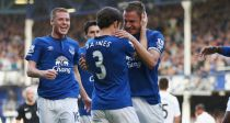 Everton 3-0 Aston Villa - Baines Stars As Toffees Dominate Villains