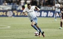 En-Nesyri, tercer goleador más joven con el Málaga en Primera