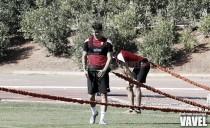 El Almería desconecta de la liga para preparar la Copa del Rey