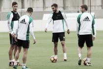 El Real Betis ya prepara el enfrentamiento ante el Espanyol