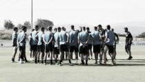 Plan de trabajo del Alavés a la espera de enfrentarse al Deportivo