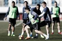 Último entrenamiento y convocatoria antes de Valencia