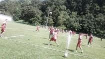 Jugadores lesionados retornan a entrenamientos