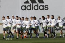 El Madrid ya trabaja pensando en el Cádiz