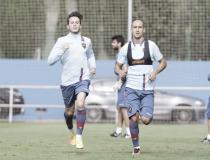 La preparación contra el Oviedo