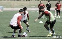 Competitividad entre el grupo para trasladarla a la Liga