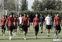 El Almería no tendrá tregua en una semana con dos partidos de Liga