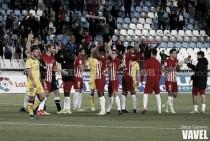 El Almería vuelve este lunes al trabajo
