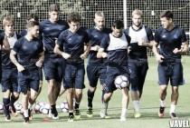 Real Sociedad: cuatro sesiones con el partido del Alavés a la vista
