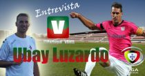 """Entrevista. Ubay Luzardo: """"Me gustó el proyecto y la importancia de Olhanense en Portugal"""""""