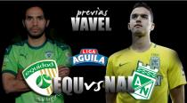 Equidad vs Atlético Nacional: El 'verde' quiere asegurarse entre los ocho