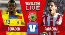 Resultado Ecuador - Paraguay en Eliminatorias (2-2)