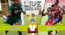 La Equidad vs Deportivo Pasto: goleada en Techo (4-0)