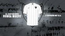 El Málaga CF presenta su tercera equipación