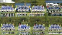 Organigrama técnico del fútbol base