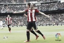 Un gran Athletic vuelve a perder en el Bernabéu