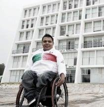 Erick Ortiz realizará último campamento antes de Paralímpicos