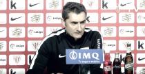 """Ernesto Valverde: """"Los partidos en casa son fundamentales"""""""