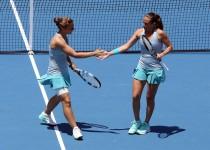 Rio 2016, Tennis - Doppio Femminile: out Errani-Vinci, passano Strycova-Safarova