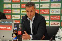 """Fran Escribá: """"Quiero dar la enhorabuena tanto a la afición como a los jugadores"""""""