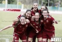 El fútbol femenino español planta cara al mundo