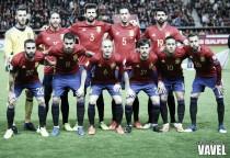 España - Israel: puntuaciones España, clasificación Mundial 2018