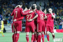 España encara su hoja de ruja para la Eurocopa