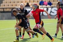 Demasiada Nueva Zelanda para el 'seven' femenino español