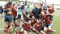 Europeo Femenino Sub-17: España - Suiza, ochenta minutos para reinar en Europa
