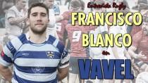 """Entrevista. Francisco Blanco: """"Que el fútbol ayude a crecer al rugby es algo muy importante"""""""