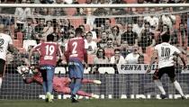 El Valencia está errático en ataque