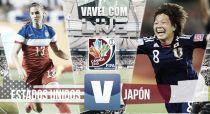 Resultado Estados Unidos vs Japón en la Final del Mundial de Canadá 2015 (5-2)