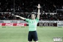 Informe del árbitro: Estrada Fernández