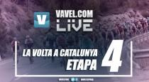 Resultado de la 4ª etapa de la Volta a Catalunya 2017: Bouhanni se la devuelve a Cimolai