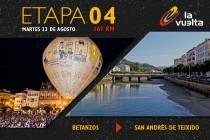 Resultado etapa 4 Vuelta a España 2016: Calmejane, segunda victoria francesa y Atapuma nuevo líder.