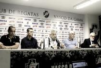 Em coletiva, Eurico Miranda anuncia saídas de Jorginho e Zinho e mudanças no futebol
