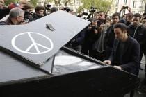El mundo de la música se vuelca con París