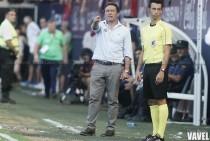 """Eusebio Sacristán: """"Sin brillar demasiado, hemos merecido la victoria"""""""