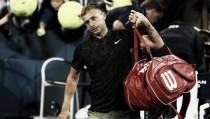 US Open 2016: Dan Evans suffers agonising defeat to Stan Wawrinka