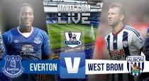 Everton - West Brom: dos estilos bien diferentes