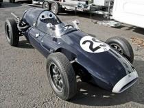 Le monoposto che hanno cambiato la F1: Cooper-Climax T43