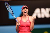 Australian Open: ciclone russo, Sharapova e Makarova in semifinale