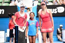Australian Open, finale Williams - Sharapova