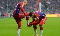 Esagerato Bayern, otto gol all'Amburgo